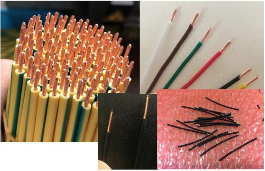 Automatic Wire Stripping Cutting & Twisting Machine 3