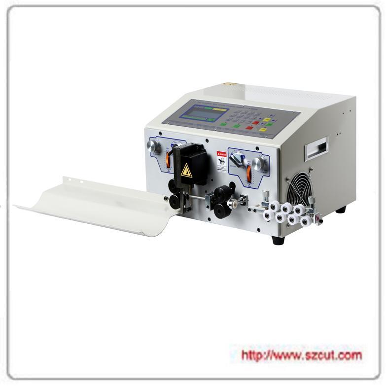 粗線型裁線機8平方全自動電腦剝線機帶跳導管 X-501E 2