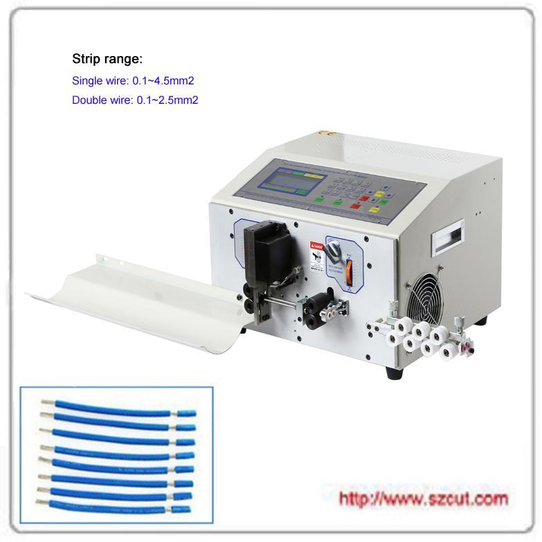 Automatic Wire Stripping Machine, Wire Cutting Machine 1