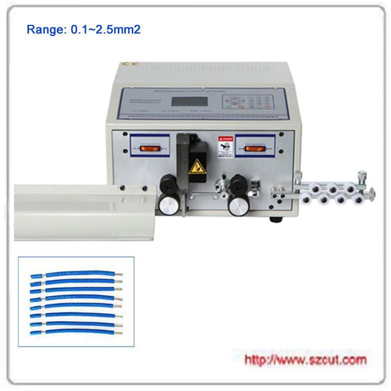 超短線電腦剝線機 X-5002(X-501C) 1