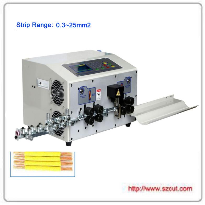 electronic wire stripping ,copper wire stripping machine 2