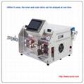 Automatic Round sheath multi-core stripping machine 3
