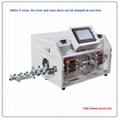 Automatic Round sheath multi-core stripping machine 2