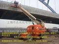 18米高度的美国JLG高空作业车 1