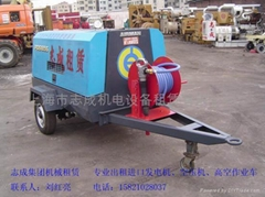 上海出租PDS185S空压机