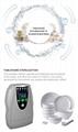 800mg/h vegetable ozone sterilizer room