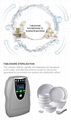 800mg/h vegetable ozone sterilizer room air purifier
