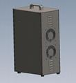 10g/h portable ozone generator multipurpose air and water treatment 40LMP pump