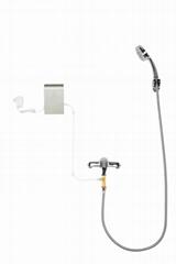 intelligent ozone water sterilizer, 1ppm,for kitchen sink, tap, shower