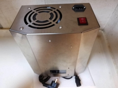 3 ppm ozone water generator, food clean, water sterilization, remove bad, smell