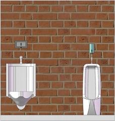 1 ppm DC 12V intelligent ozone water sterilizer for public toilets