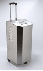 movable ozone water sterilizer, 10ppm, water ozone generator, food sterilizer,