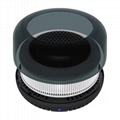 DC 5V car air purifier, HEPA and carbon filter, strong negative ion, car ionizer