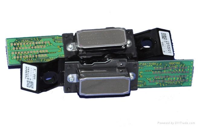 四代压电写真机喷头 1