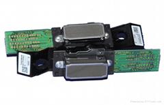 四代壓電寫真機噴頭