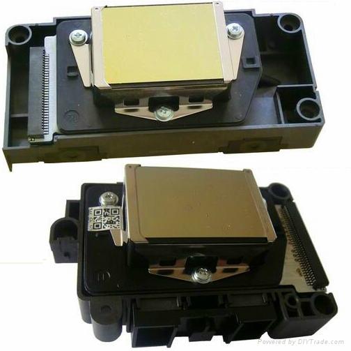 UV平板打印机喷头 4