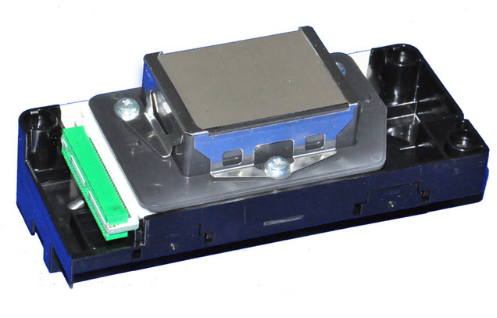 武藤五代壓電噴頭 1