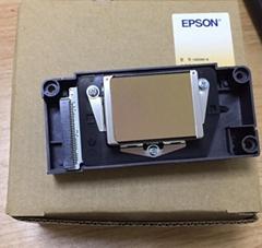 爱普生DX5压电写真机喷头