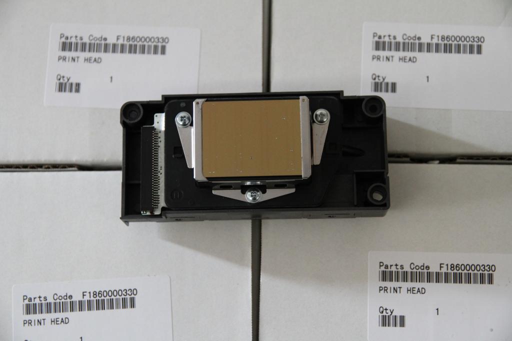 EPSON five generation printer nozzle 4