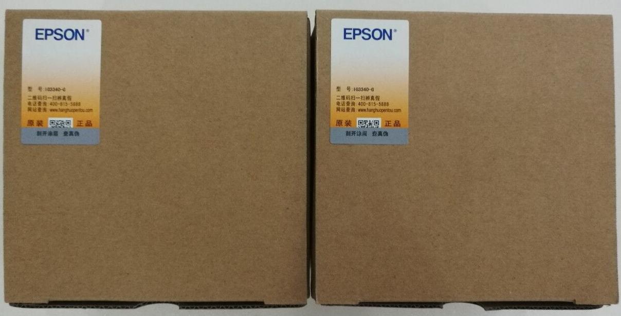 EPSON five generation printer nozzle 3