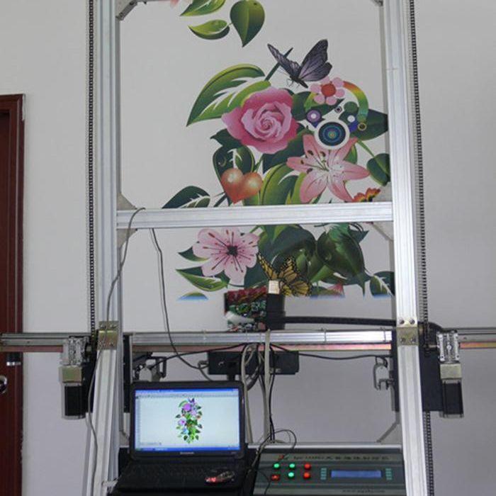 Wall painting machine sprinkler 4