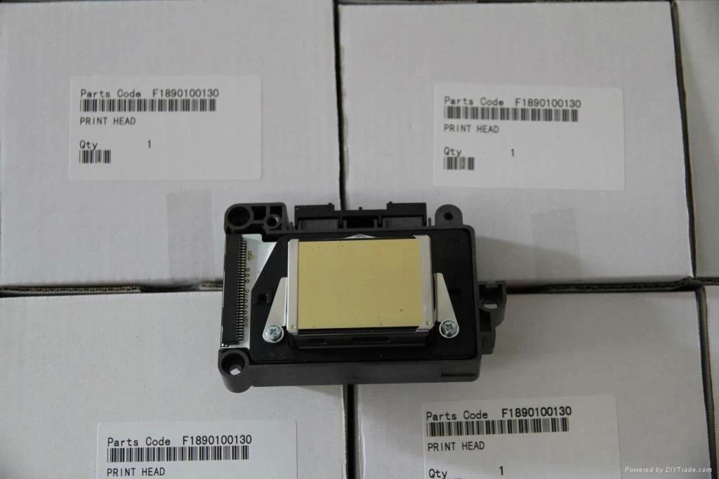 愛普生xp600寫真機噴頭 4