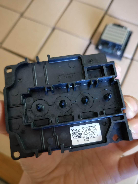 Epson 4720 EPS3200 piezoelectric nozzle 3