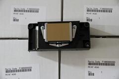 愛普生f186000壓電寫真機噴頭