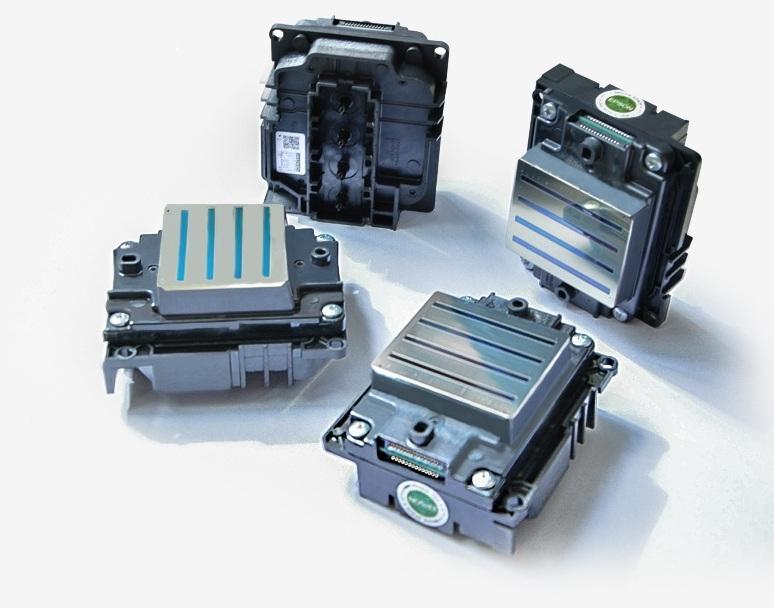 Epson i3200-a1 piezoelectric photo printer nozzle 3