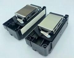 Five generation piezoelectric nozzle