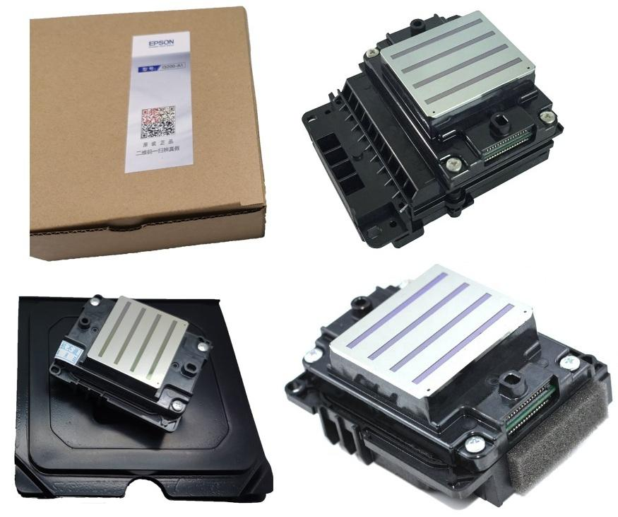 Digital printing machine nozzle 1
