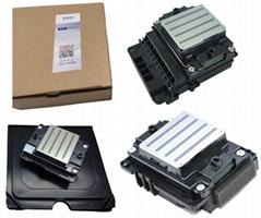 Digital printing machine nozzle