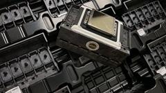 爱普生原装行货XP600压电写真机喷头