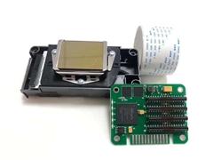 爱普生加密五代压电写真机喷头
