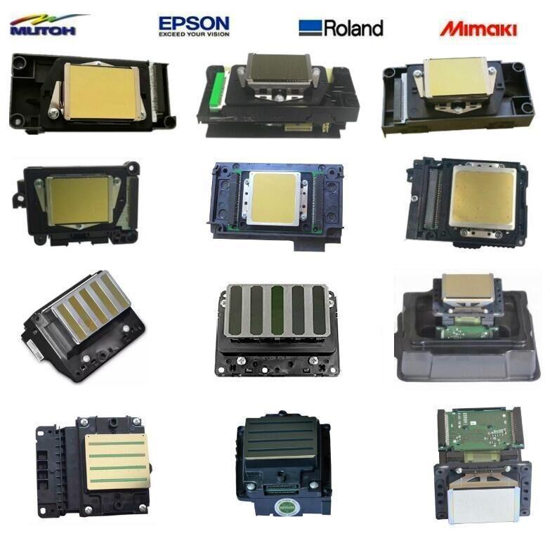 Epson DX5 print head 5