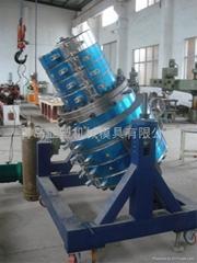 大口径PVC管材模具