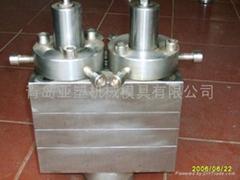 PVC管材模具