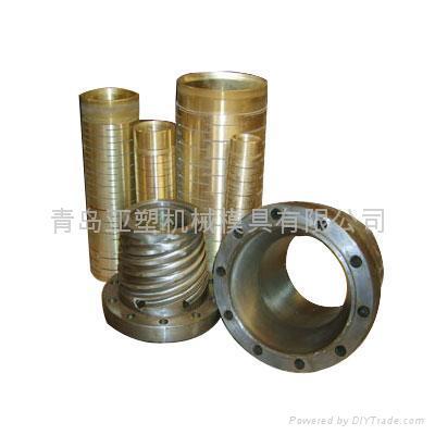 塑料管材模具 4