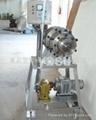 PVC中空內螺旋管材模具 1