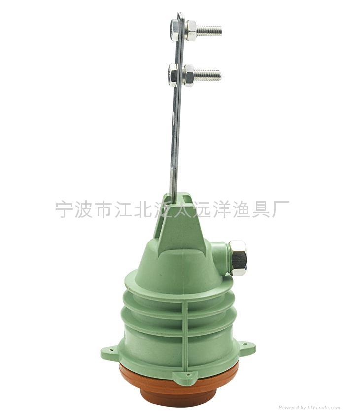 Overwater Fishing Lamp Holder 1