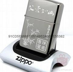 zippo芝寶打火機激光刻字