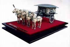 西安铜车马