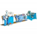 Bead apexing & flipping machine