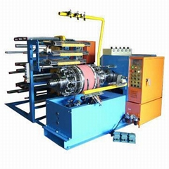 Motorcycle Tire Building Machine