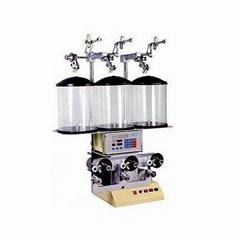 Micro control coil winding machine