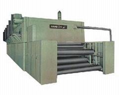 噴氣式網帶單板干燥機