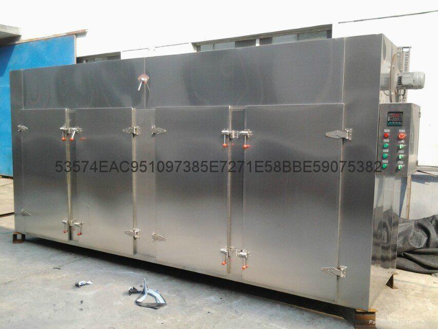 CT-C-Ⅰ型熱風循環烘箱 4