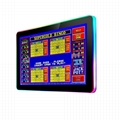 22 24 27 32inch capacitive touch monitor with LED lighting 1