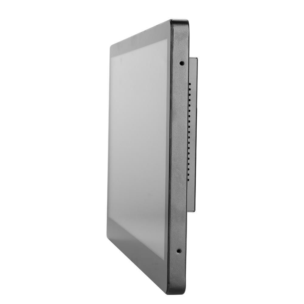 13.3 inch capacitive touch monitor with HDM VGA USB interface 2