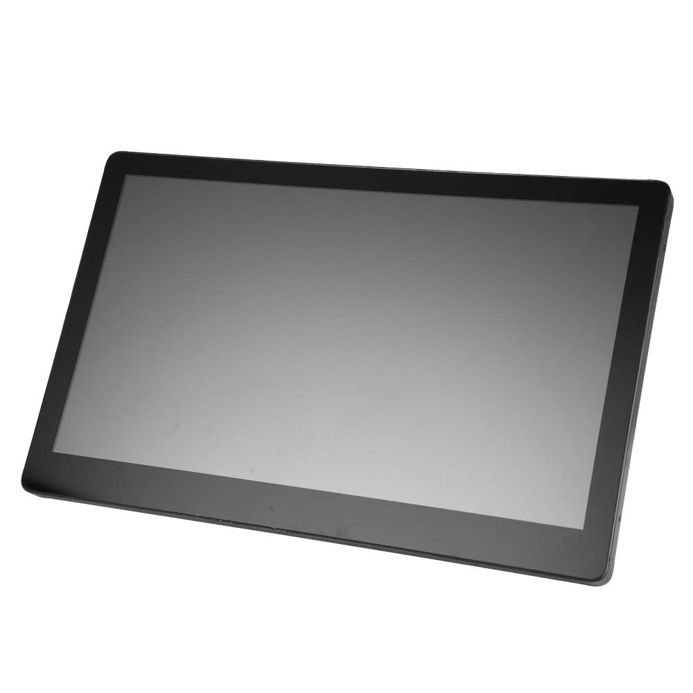 15.6 inch capacitive touch monitor with HDM VGA USB interface 1